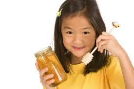 هل العسل جيد للاطفال