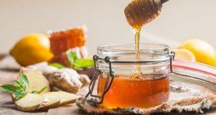 العسل والقولون