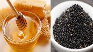 فوائد العسل مع حبة البركة