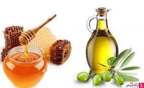 علاج الأكزيما بالعسل وزيت الزيتون