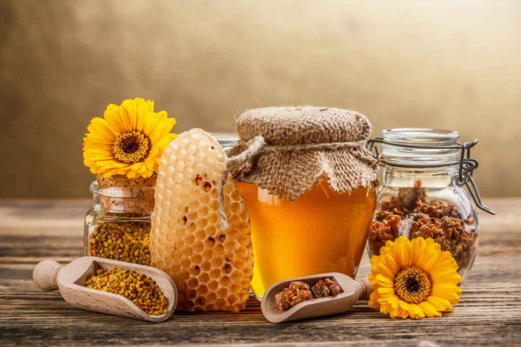 العسل بعد خلع الضرس