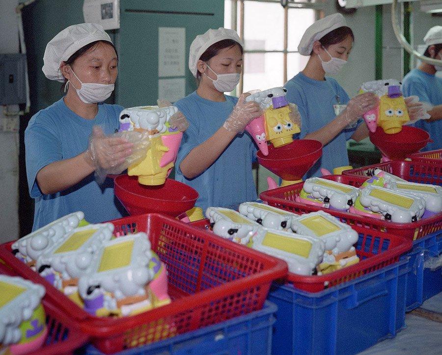 دراسة جدوى مصنع العاب اطفال