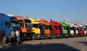 سوق الشاحنات في تركيا