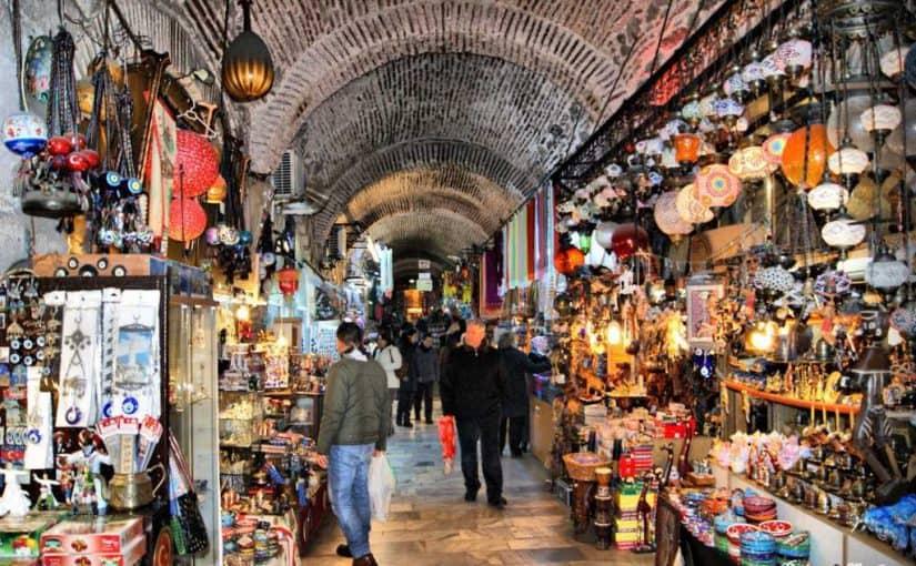 سوق ملابس الجملة fatih Istanbul تركيا