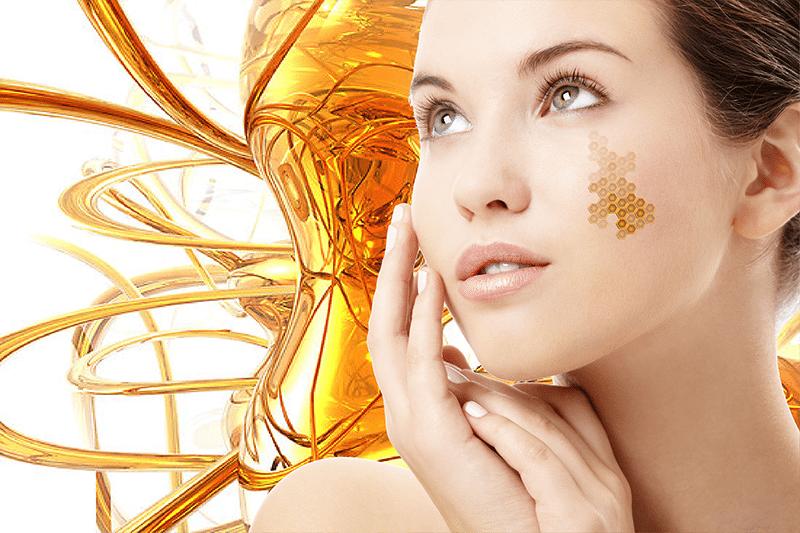 فوائد العسل للطفح الجلدي
