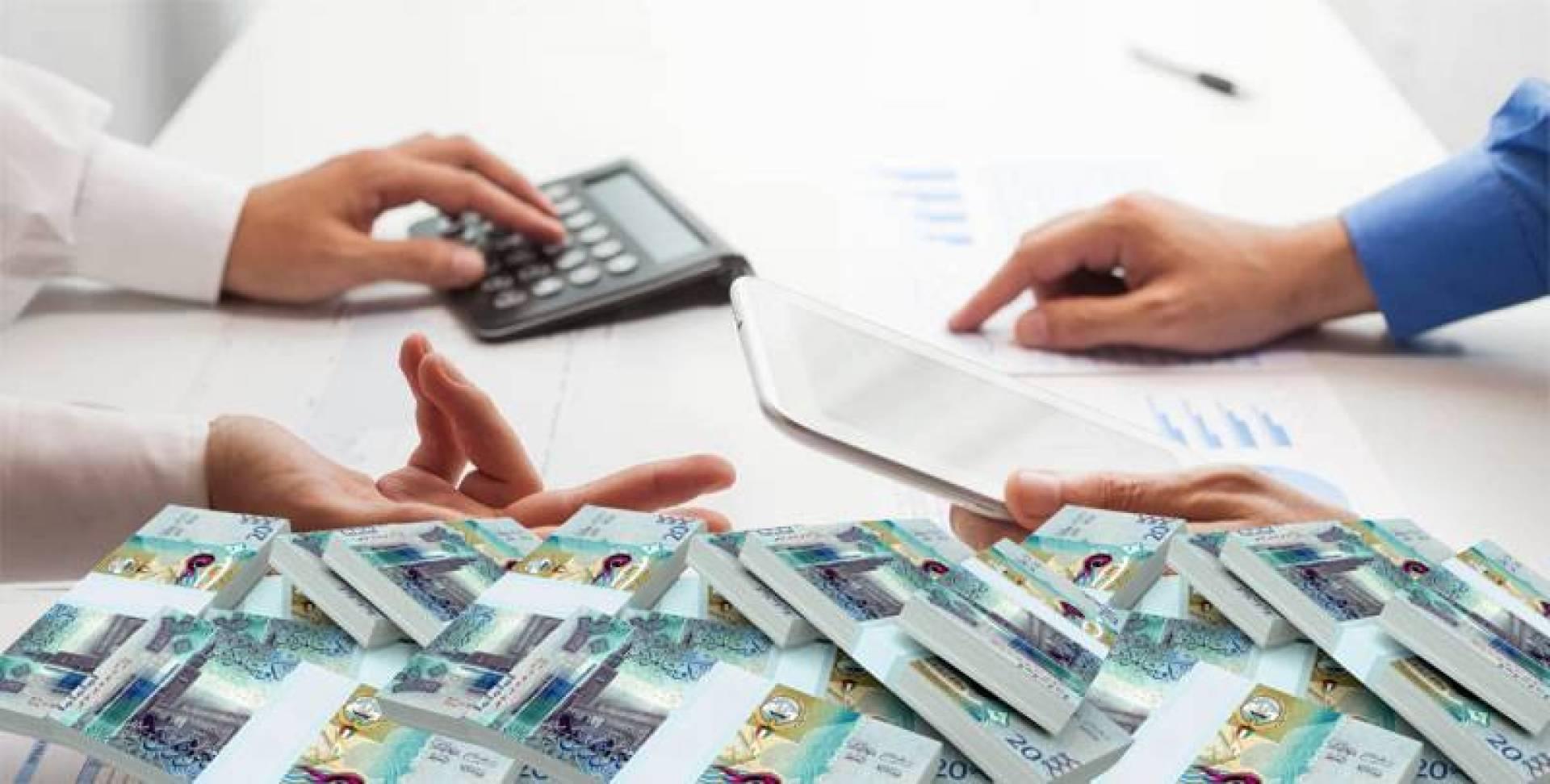 قرض بنك الرياض كم راتب