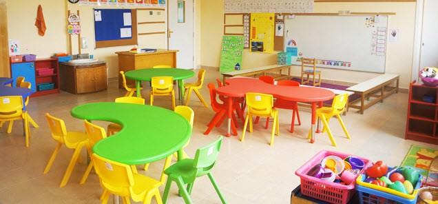 مشروع روضة أطفال بمنهج جديد مزود بتقنيات حديثة ومبتكرة