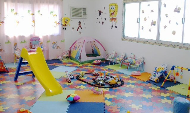 موقع حضانة أطفال