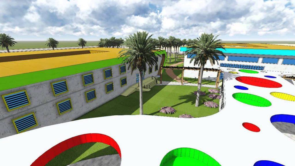 دراسة جدوى عن بناء مركز للتوحد