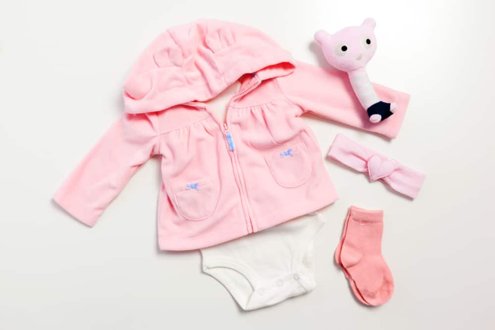اسعار ملابس اطفال حديثي الولادة
