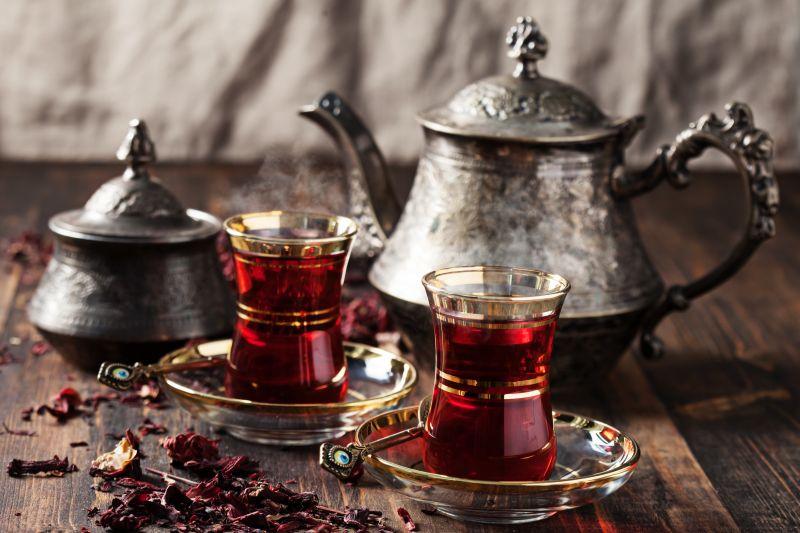 افضل انواع الشاي التركي في تركيا