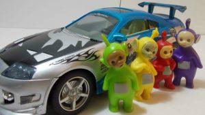 سيارات أطفال