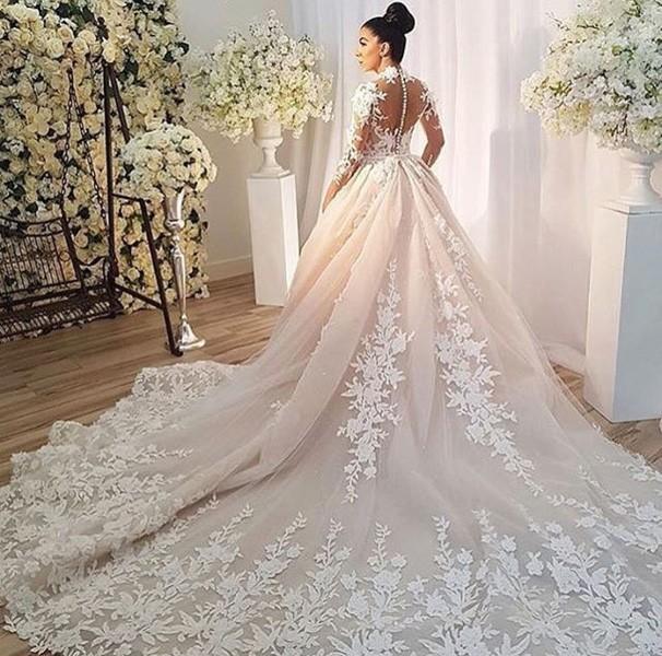 شركات فساتين زفاف تركية