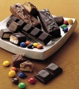 شوكولاتة في تركيا