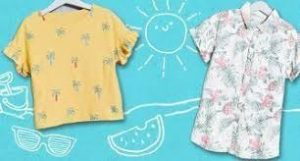 ماركات ملابس أطفال عالمية
