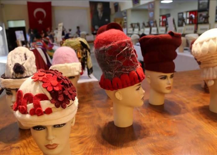 مصانع القبعات في تركيا
