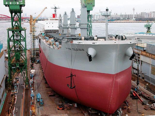 مصانع سفن في تركيا