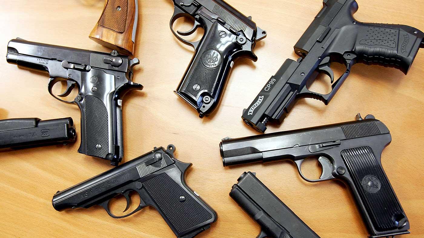 مصنع سلاح في تركيا