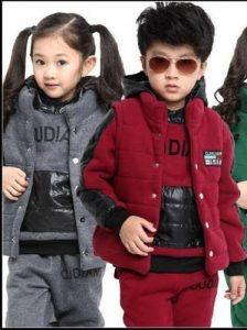 ملابس اطفال شتوى تركي اولاد