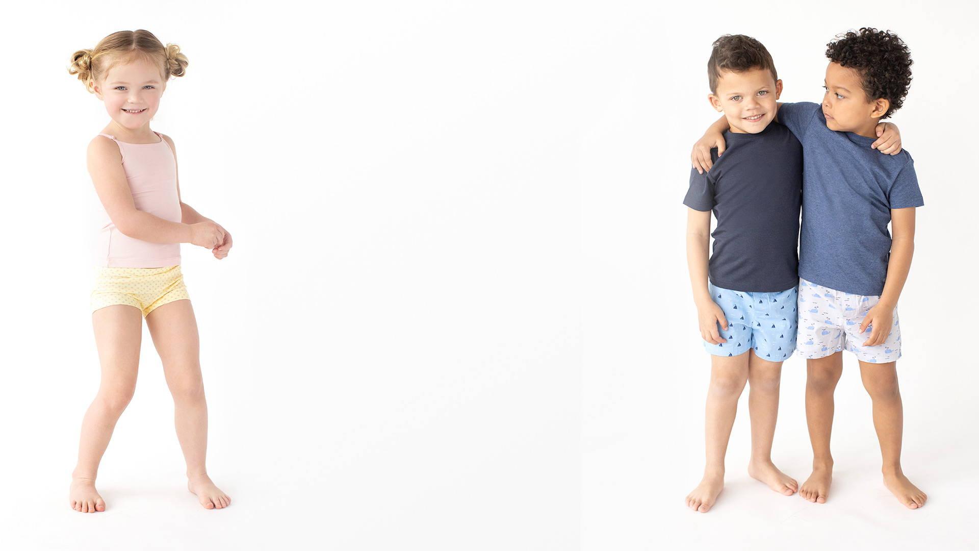ملابس داخلية أطفال سنتربوينت