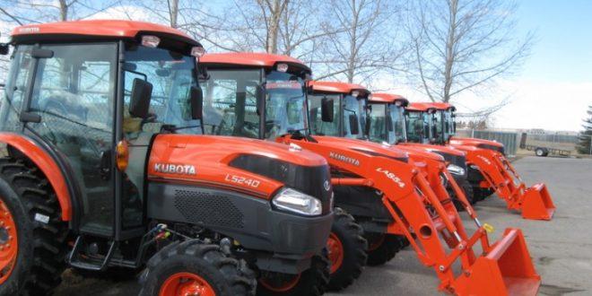 استيراد الات زراعية من تركيا