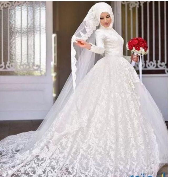 أسعار فساتين الزفاف في تركيا 2020