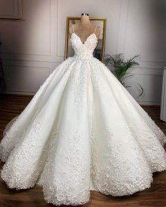 ارقى محلات فساتين الزفاف