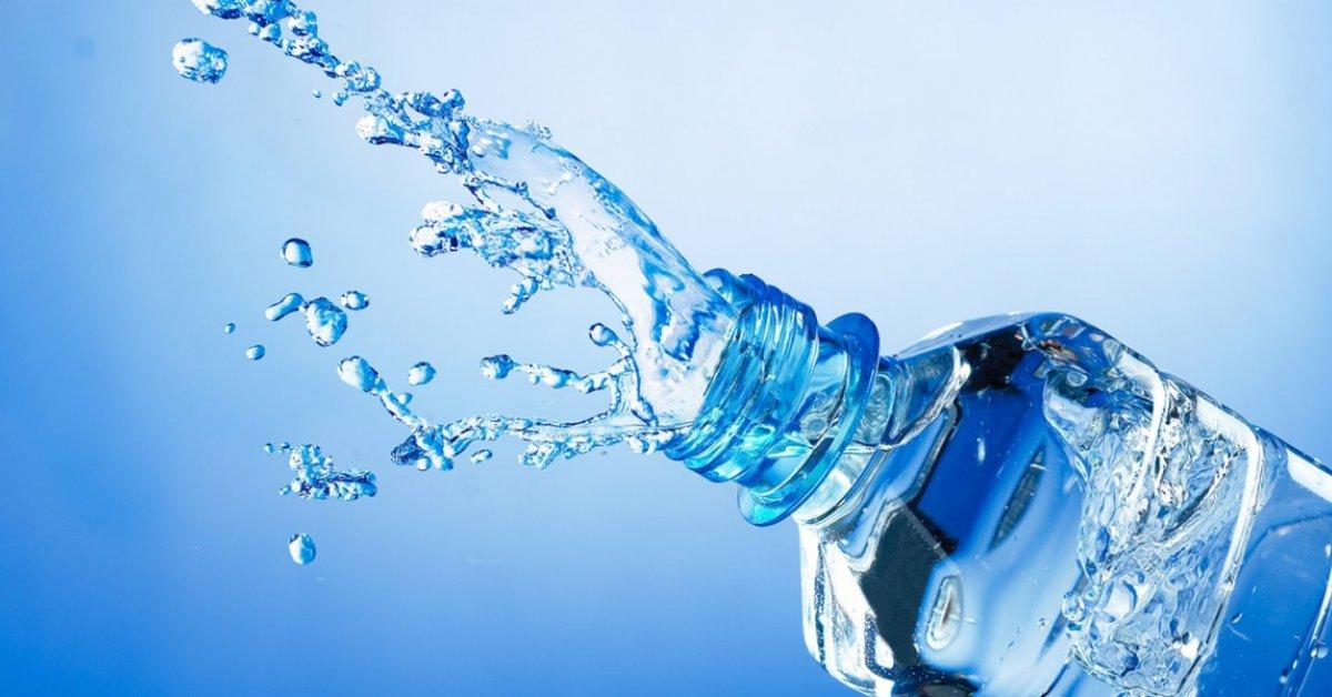 استيراد مياه الشرب