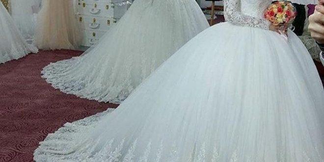 اسعار فساتين الافراح في تركيا