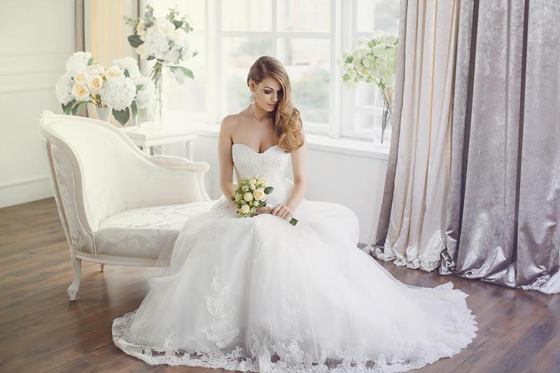 اسعار فساتين الزفاف جمله