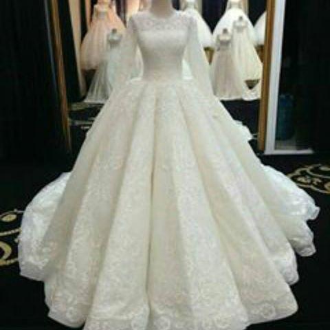 اسعار فساتين زفاف من تركيا