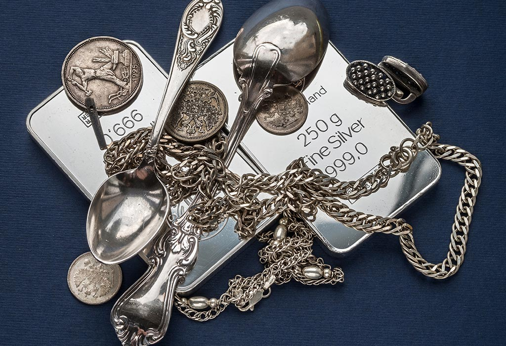 اماكن بيع الفضة بالجملة في تركيا