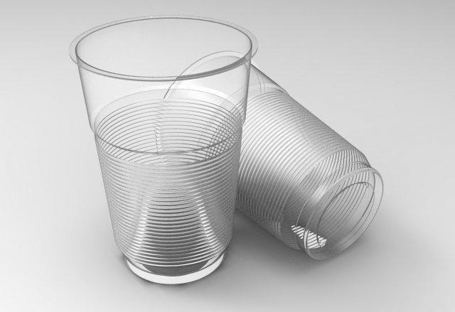 انواع الاكواب البلاستيكية