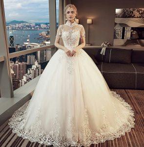 بضائع فستان الزفاف