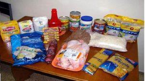 تعبئة مواد غذائية