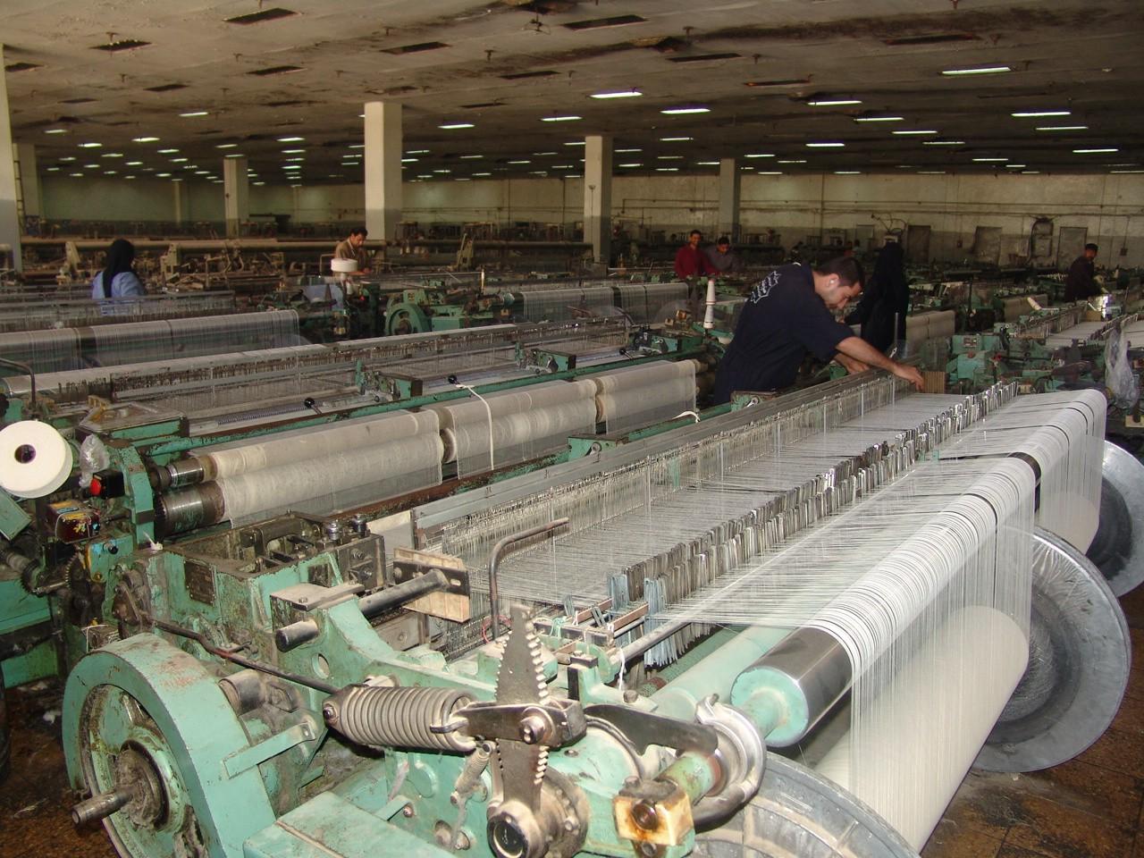 شركات النسيج في تركيا