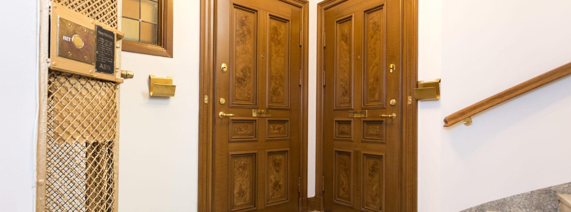 شركات صناعة الأبواب في تركيا