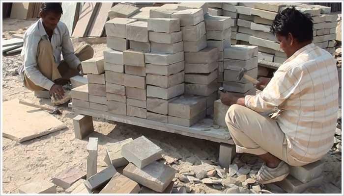 صناعة الحجر في تركيا