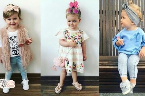 طرق حفظ ملابس الاطفال