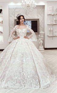 عرض فساتين زفاف