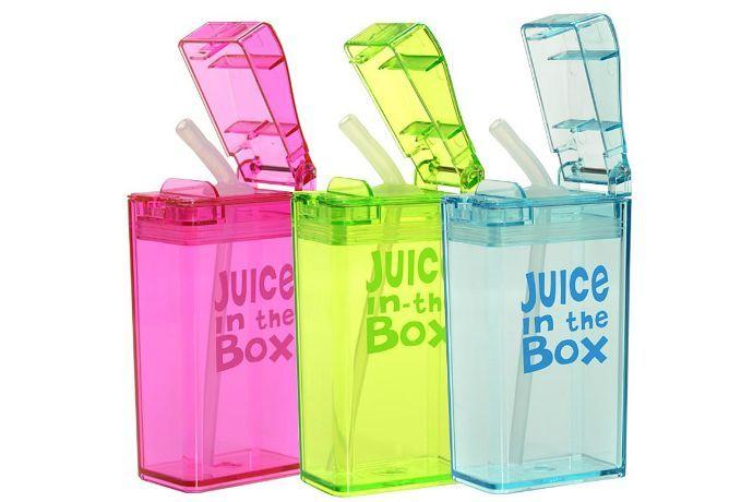 علب عصير بلاستيك بالجمله