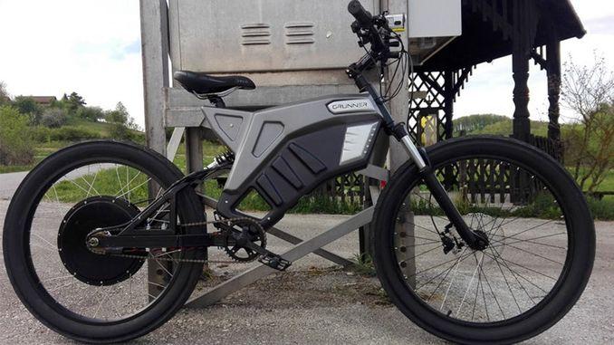 كيف تصنع دراجة الكهربائية