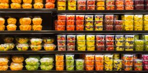مشروع تعبئة المواد الغذائية
