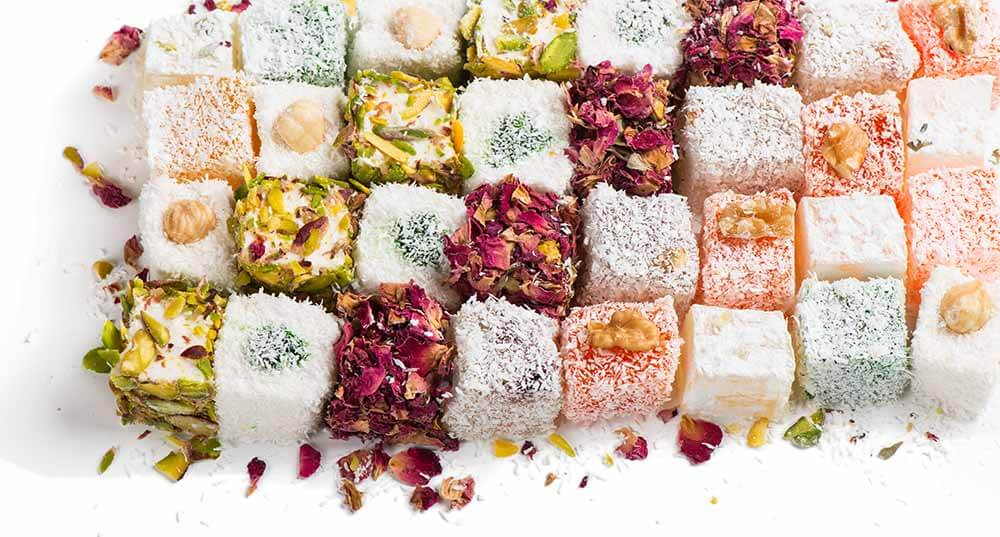 مصانع الحلويات في تركيا