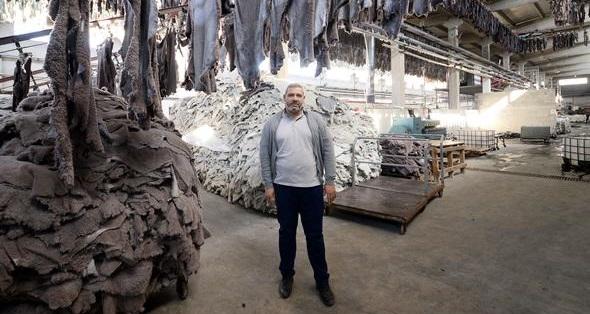 مصانع دباغة الجلود في تركيا