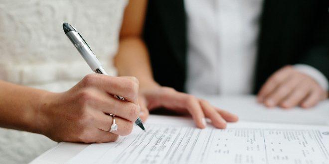 معاملة زواج سعودى من أجنبية