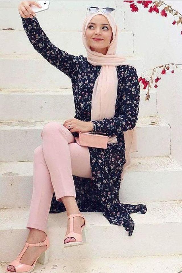 ملابس تركيا حجاب
