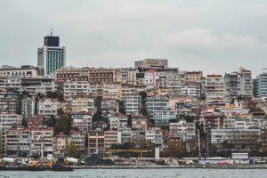 مناطق سكنية في اسطنبول