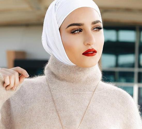 موديلات حجابات تركية عصرية