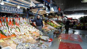 أسعار السمك في تركيا